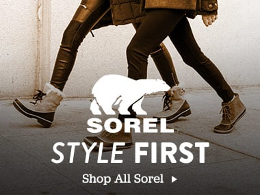 Sorel Style First. Shop All Sorel.