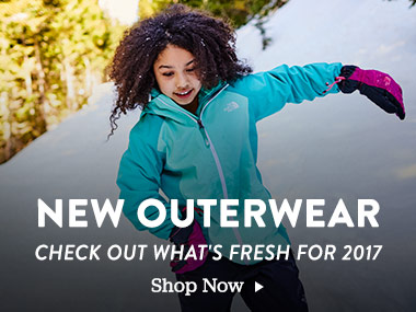 New Arrivals! Check out what's fresh for 2017. Shop New Outerwear.