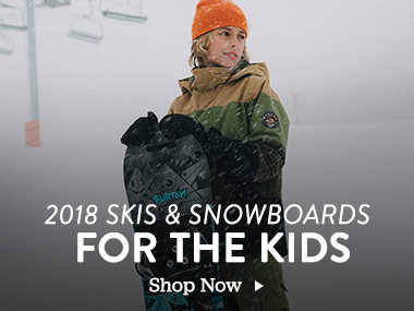 2018 Skis and Snowboards for the Kids. Shop Now.