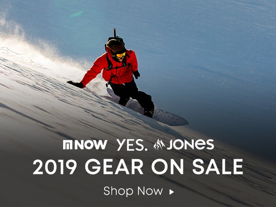 Now. Yes. Jones. 2019 Gear on sale. Shop Now