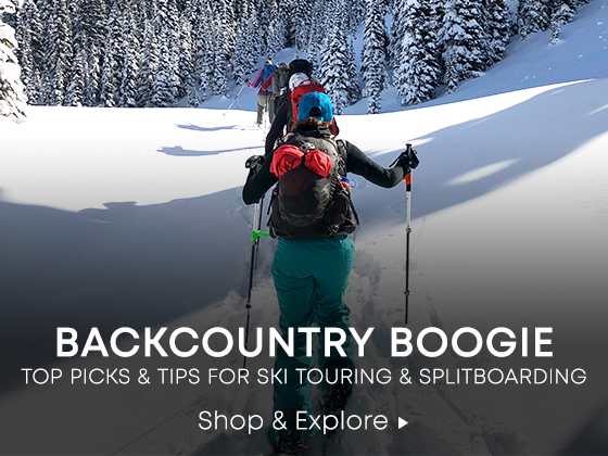 Backcountry Boogie. Top Picks and Tips for Ski Touring & Splitboarding