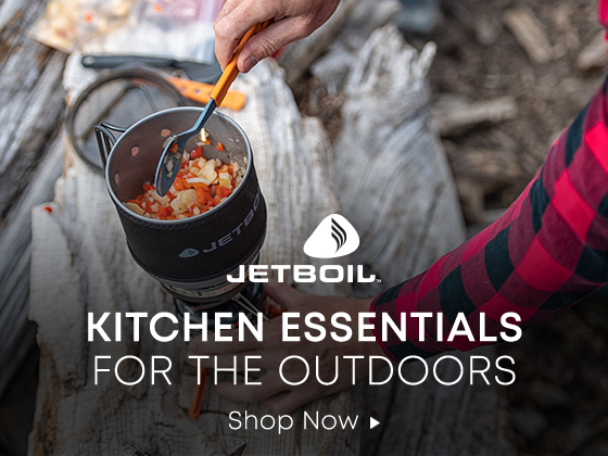 Kitchen Essentials for the Outdoors. Shop Now.