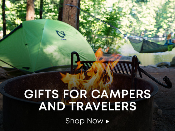 Gifts for Campers and Travellers