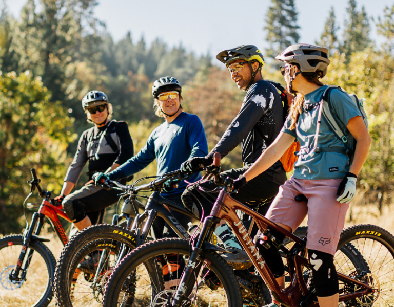 Seattle Bike Rentals Mountain Bike Demos Evo