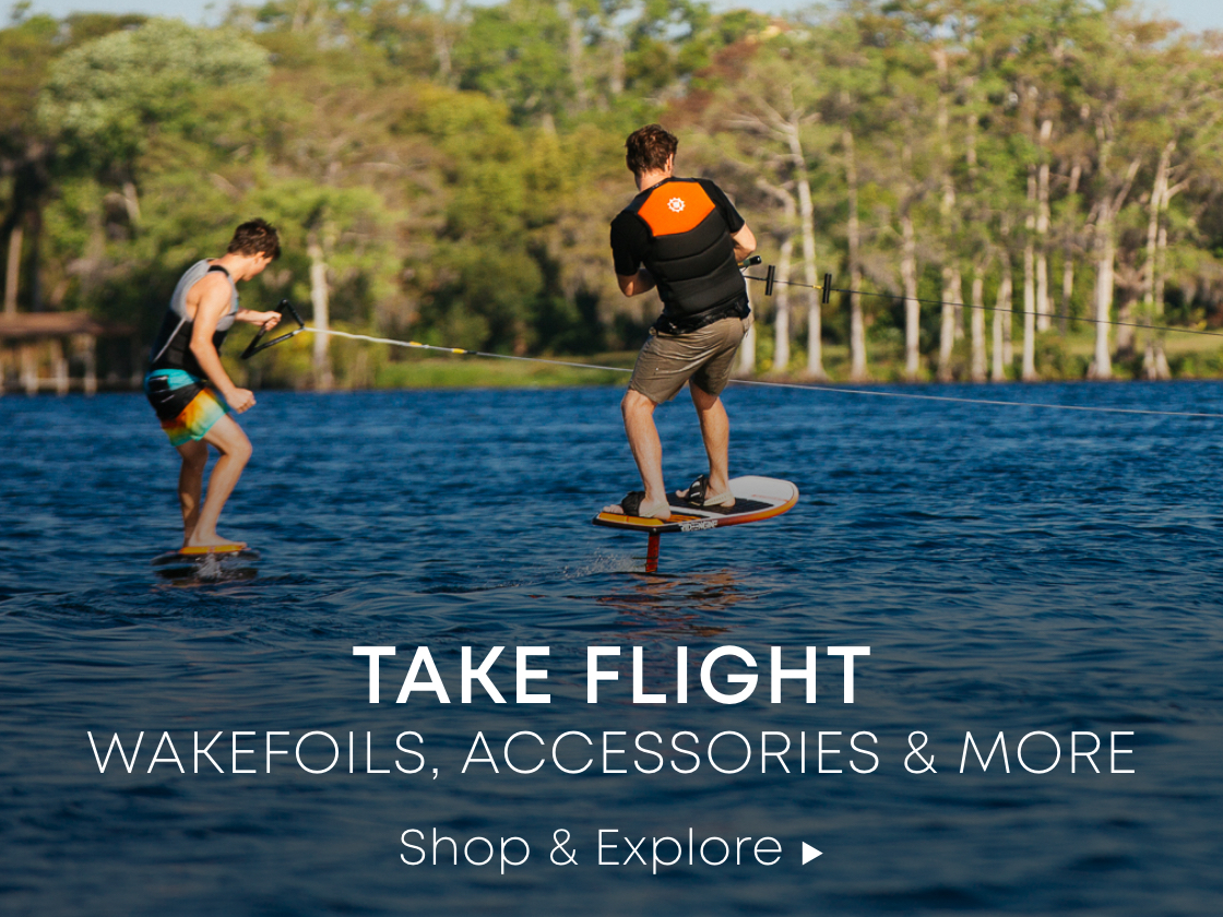 Take Flight. Wakefoils, Accessories and More. Shop and Explore.