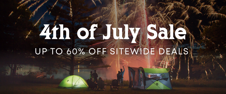 4th of July Sale. Up to 60 Percent Off Sitewide Deals.