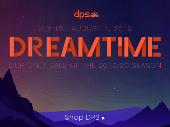 DREAMTIME. Our Only Sale Of The Season. Shop DPS