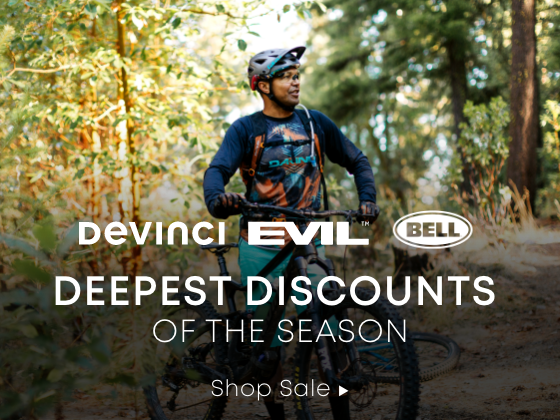 Deepest Discounts of the Season. Shop Sale.