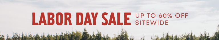 Labor Day Sale. Shop Sale.
