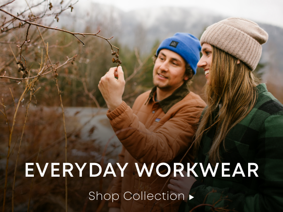 Everyday Workwear. Shop Collection.