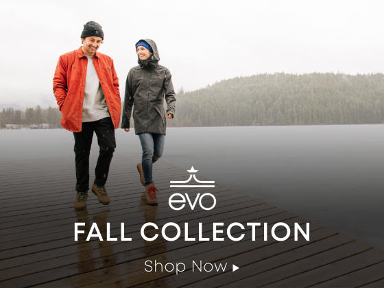 evo Fall Collection. Shop Now.