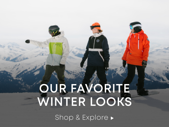 Our Favorite Looks. Outerwear and Accessories Style Guide. Shop and Explore.