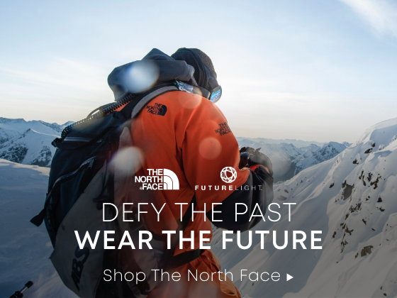 The North Face. Future Light. Defy the Past. Wear the Future. Shop the North Face.