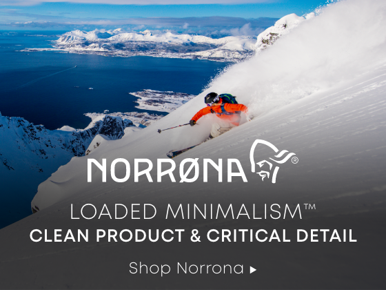 Loaded Minimalism. Clean Product & Critical Detail. 