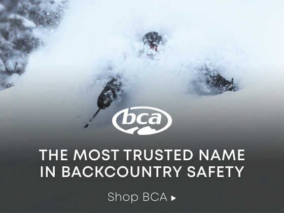 The Most Trusted Name in Backcountry Safety. Shop BCA.