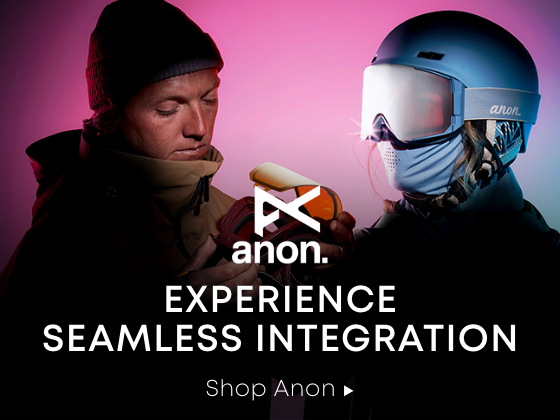Experience seamless integration. Shop Anon.