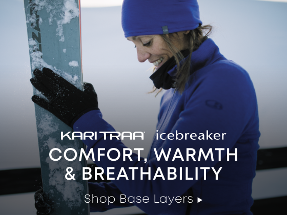 ariTraa. Icebreaker. Comfort, Warmt, and Breathability. Shop Base Layers.