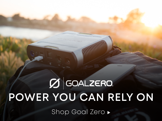Goal Zero. Power You Can Rely On. Shop Now.