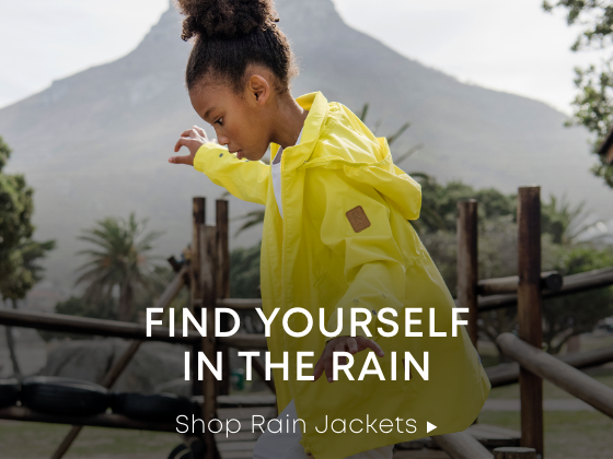 Meet Me in the Rain. Shop Rain Jackets.