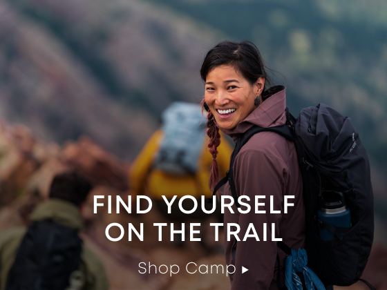Meet Me on the Trail. Shop Camp.