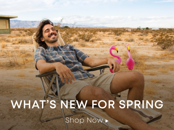 Whats New for Spring. Shop Now.