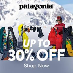 Up to 30% off Patagonia. Shop Now.