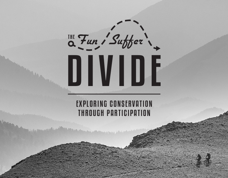 The Fun Suffer Divide. Exploring Conservation Through Participation