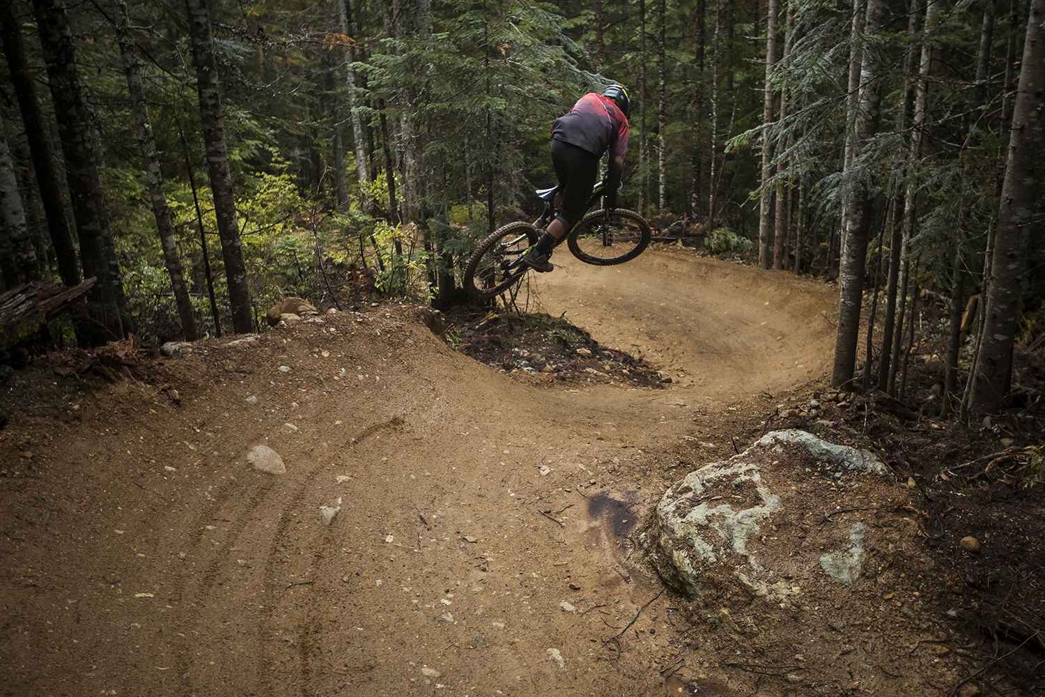 whistler bike park opening day