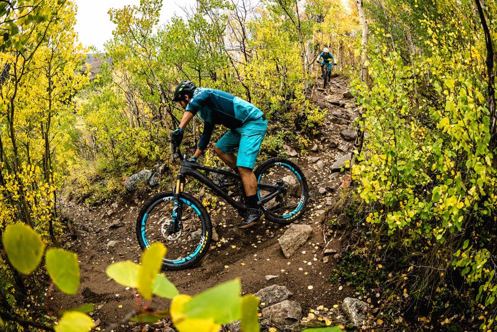 Moab Mountain Bike Trail Guide   evo