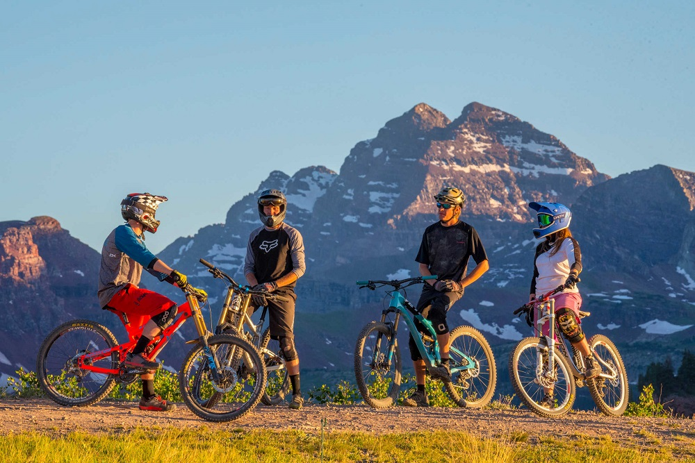 The Best Mountain Bike Trails In Aspen Snowmass Evo