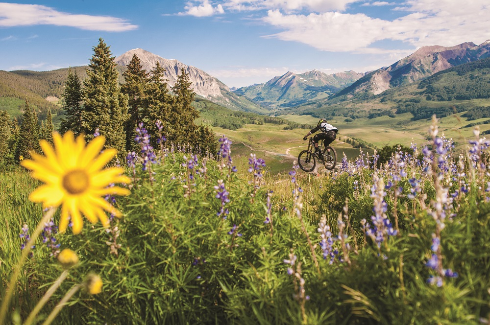 c5d1351e114 Crested Butte. Discover the best mountain bike ...