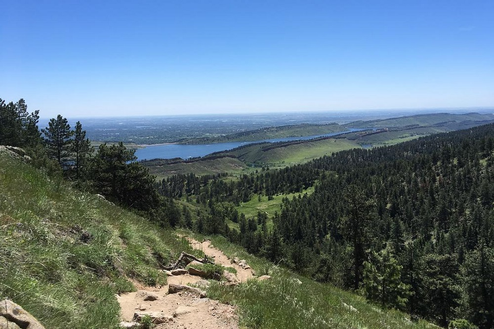 Fort Collins mountain biking