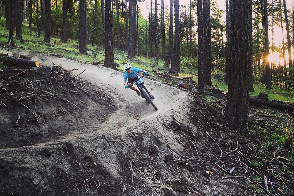The Best Mountain Bike Trails in Ashland | evo Downieville Downhill Trail Map on