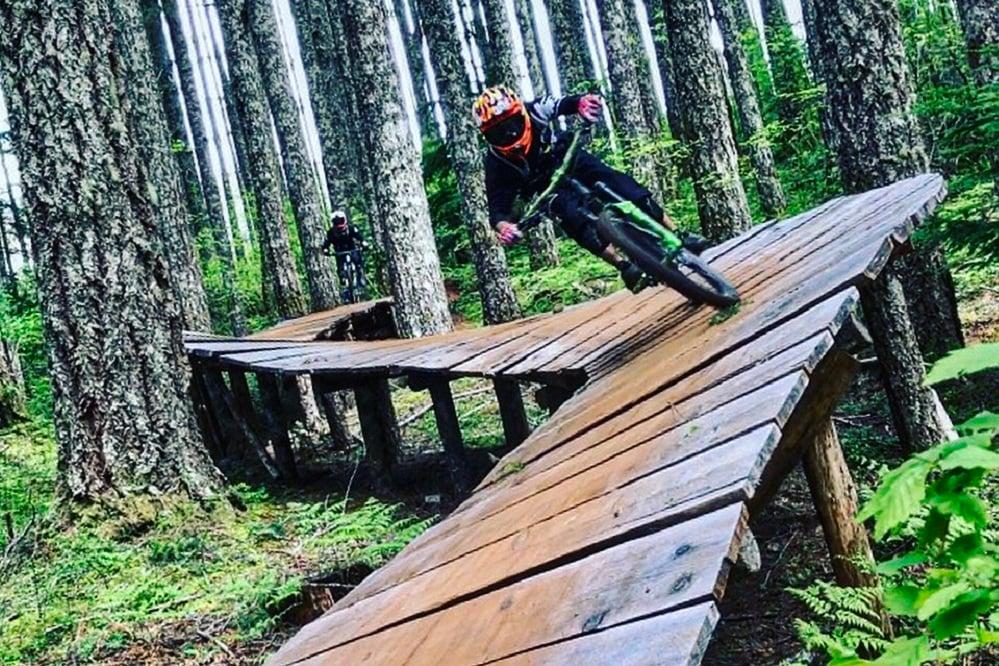 Black Rock Mountain Bike Trail Guide Evo