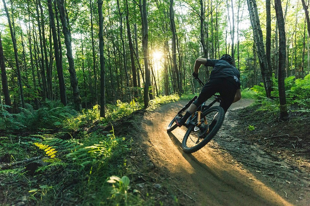 Sandy Ridge mountain Bike Trails