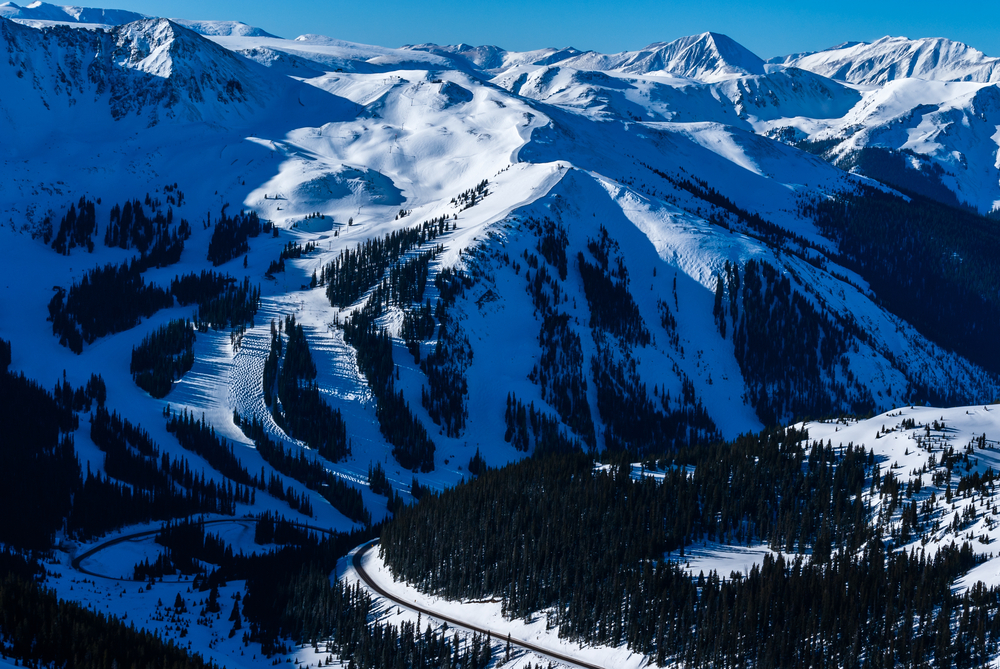 Arapahoe Basin Ski and Snowboard Area