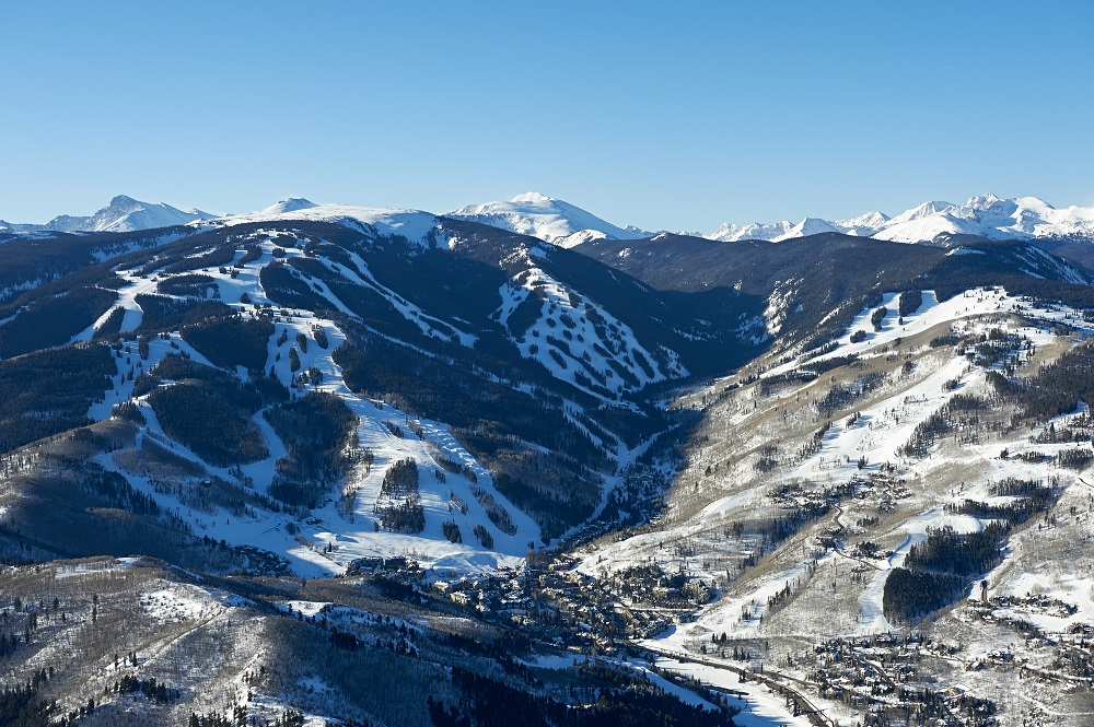 Beaver Creek Ski and Snowboard Area