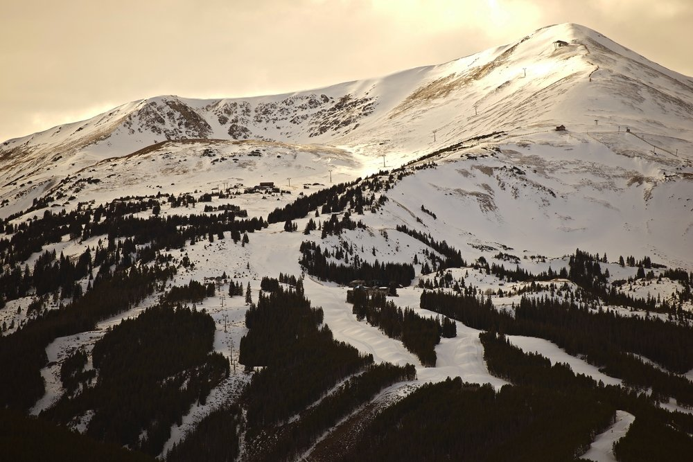 Breck Ski and Snowboard Area