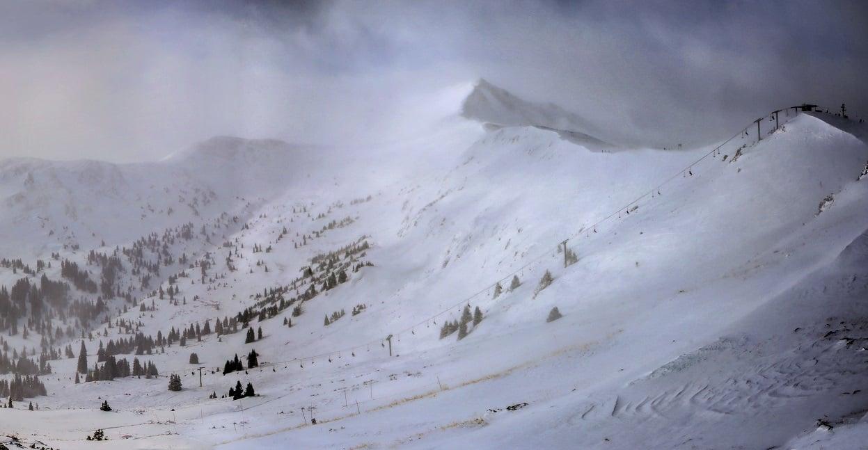 Copper Mountain Ski and Snowboard Area
