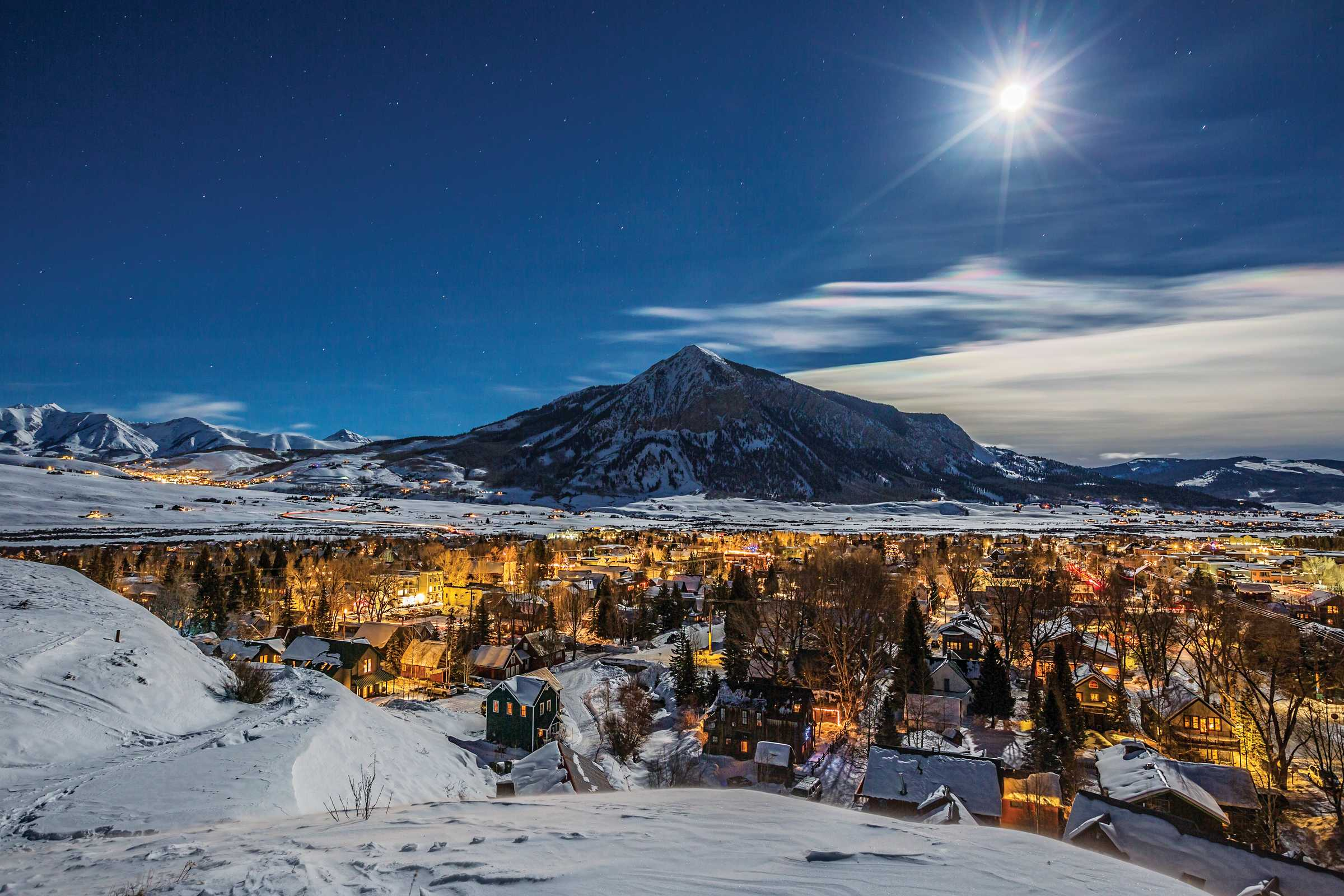 Crested Butte Ski and Snowboard Area