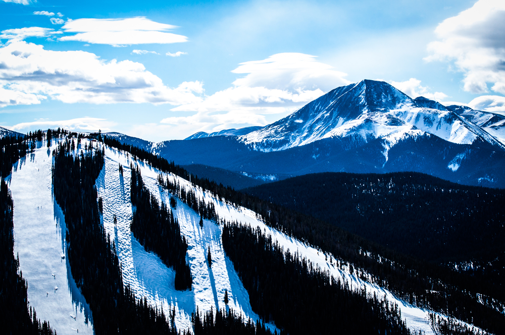 Keystone Ski and Snowboard Area