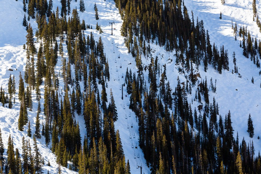 Loveland Ski and Snowboard Area