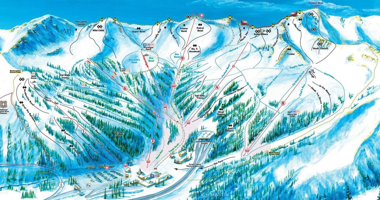 Loveland Skiing Amp Snowboarding Resort Guide Evo