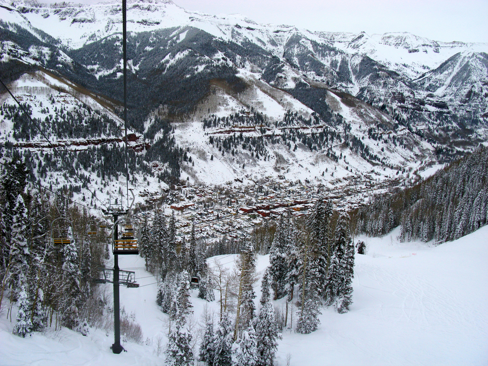Telluride Ski and Snowboard Area