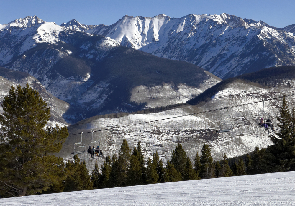 Vail Ski and Snowboard Area