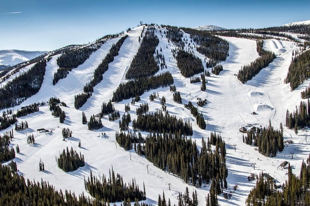 Winter Park ski and Snowboard Area
