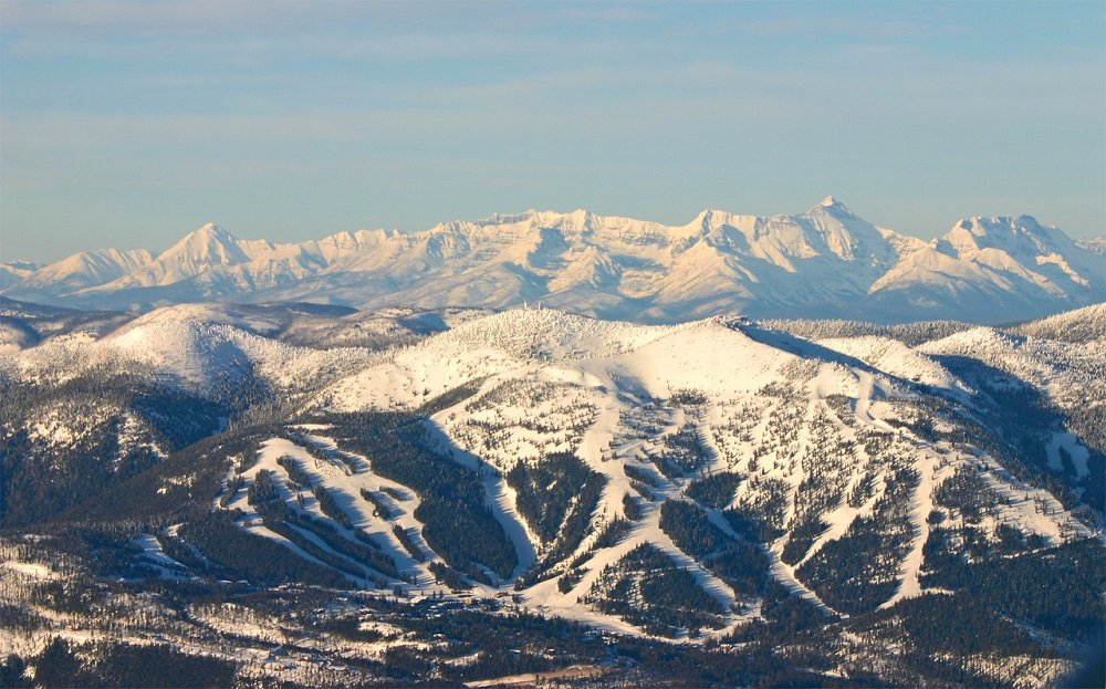 Whitefish Ski and Snowboard Area