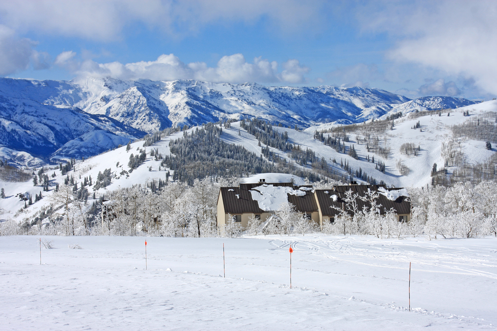 Powder Mountain Ski and Snowboard Area