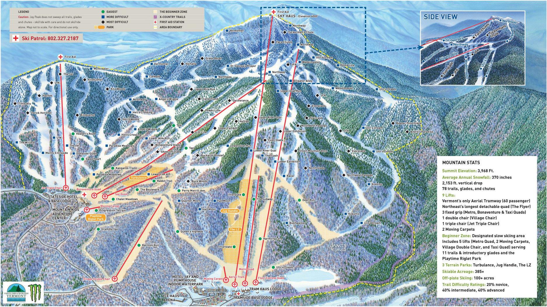 9a5821441 Jay Peak Skiing & Snowboarding Resort Guide | evo