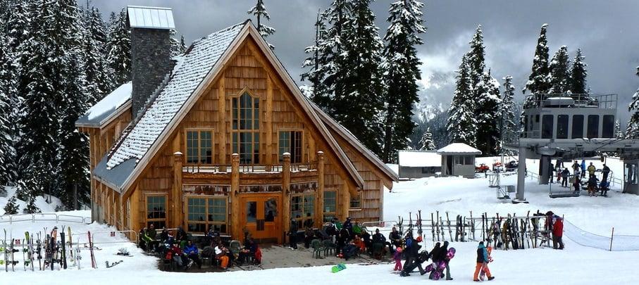 Attractive Mount Baker Ski Area Guide | evo XE98